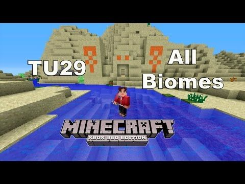 740 best minecraft ideas images on pinterest minecraft buildings minecraft xbox 360oneps3ps4 seed tu29 todos los biomas publicscrutiny Gallery