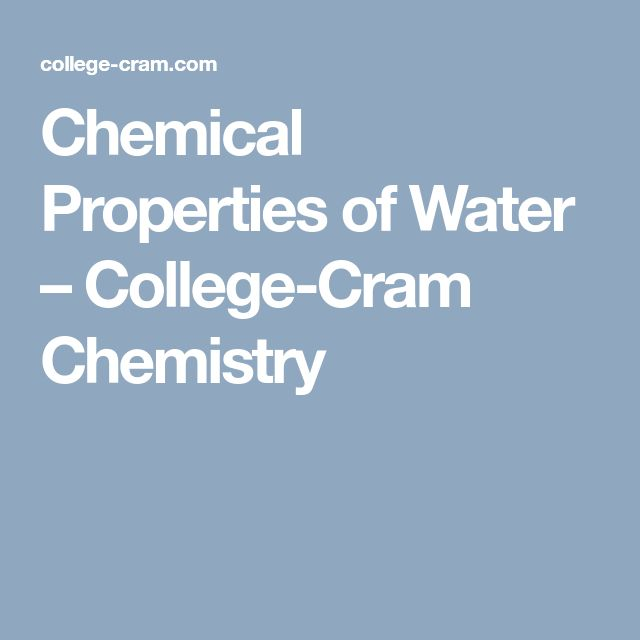 Best 25+ Chemical property ideas on Pinterest Physical and - quantitative chemical analysis