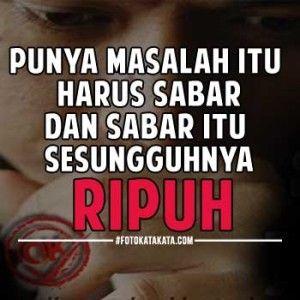 Kumpulan Dp Bbm Lucu Bahasa Sunda Terbaru 2014