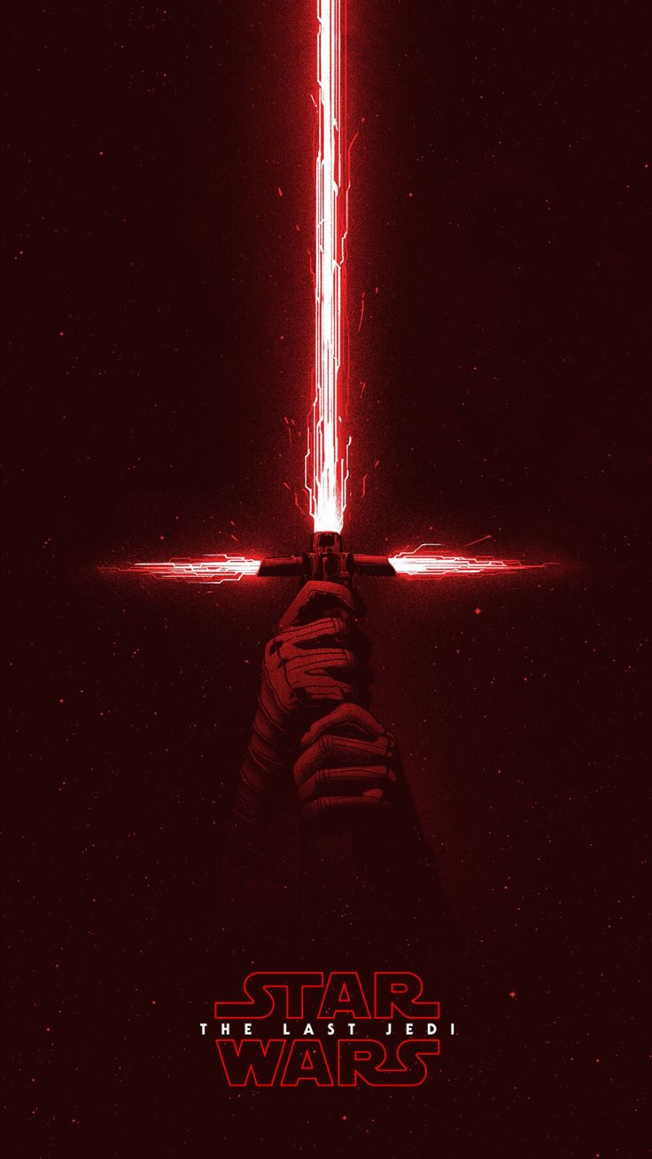 The Last Jedi Kylo Ren...heaven help us if he's the last Jedi.