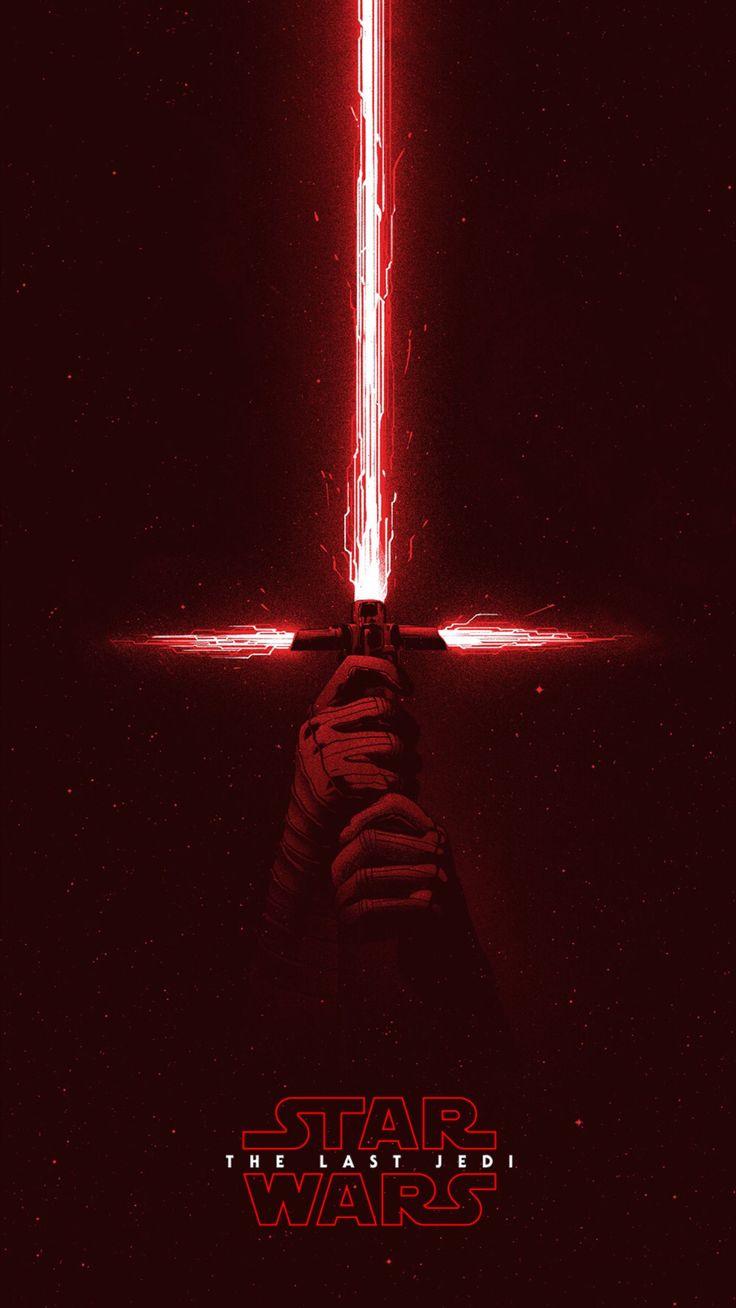The Last Jedi Kylo Ren...heaven help us if he's the last Jedi.