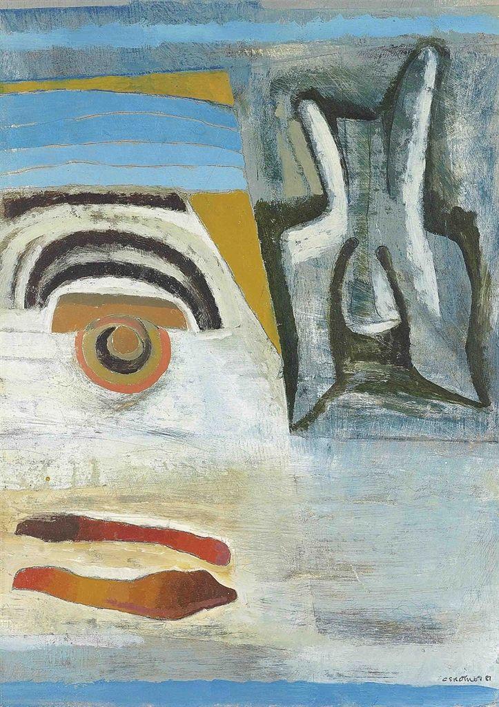 Untitled (1981) by Cecil Skotnes Sale artwork, Art