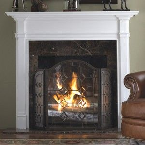 17 best images about traditional wood mantels on pinterest traditional mantels and wood mantels - Solid stone fireplace mantels with nice appearance ...
