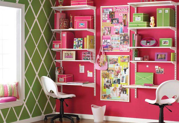 14 (Darling) Kids' Homework Stations | Babble