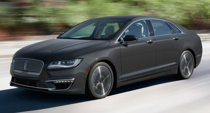 Lincoln's 400HP 2017 MKZ To Start From $43,575 #Lincoln #Lincoln_MKZ