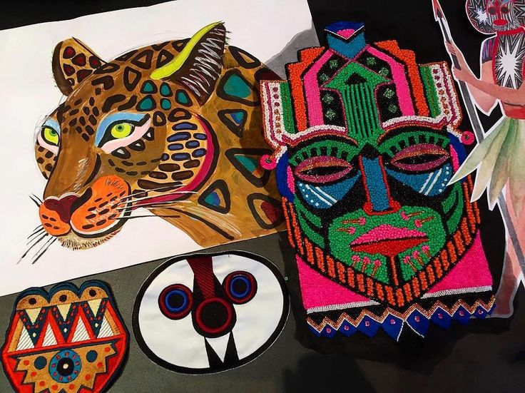 #katyadobryakova #details #катядобрякова #ss18 #новаяколлекция #summer #spring  #africa #sequins #leopard