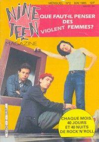 Nineteen #16 : Que faut-il penser des Violent Femmes