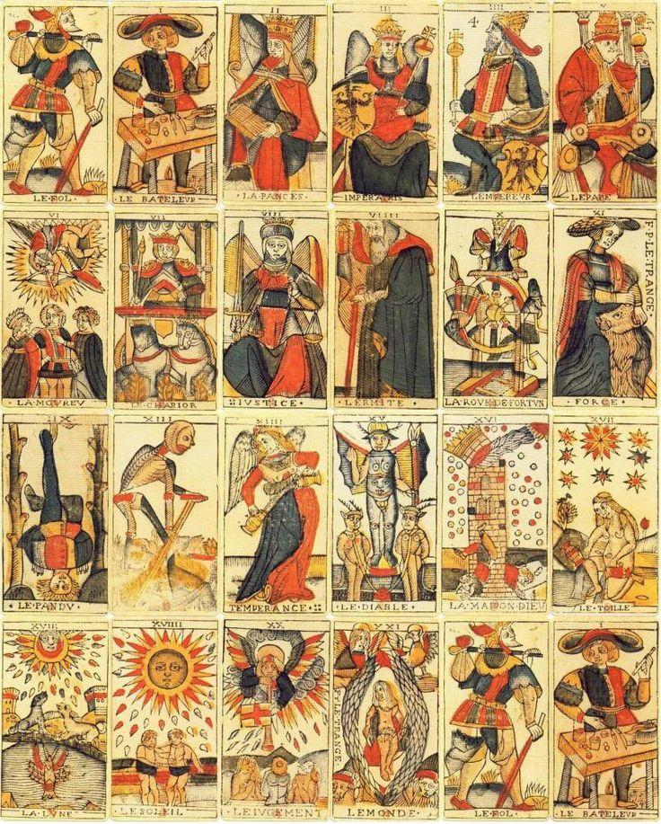 Les Secrets du Tarot: LE TAROT DE JEAN DODAL ET SES MYSTÈRES