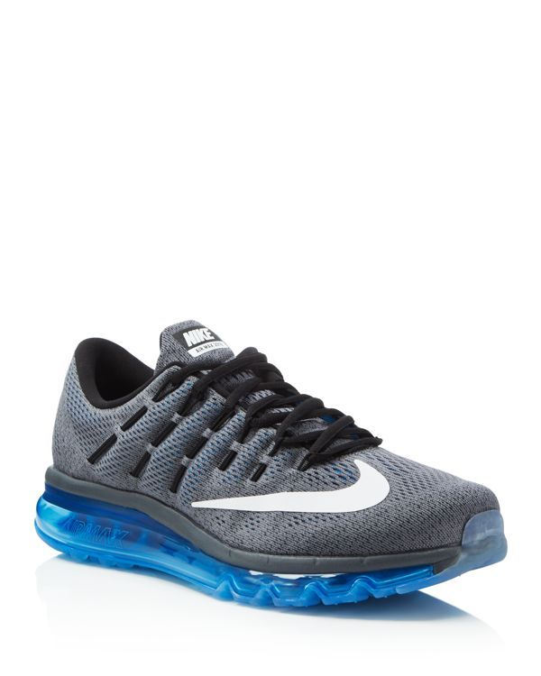 Nike Air Max 2016 Lace Up Sneakers
