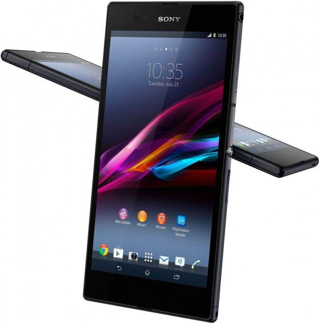 Sony Xperia Z Ultra pronto per Android 4.4.2