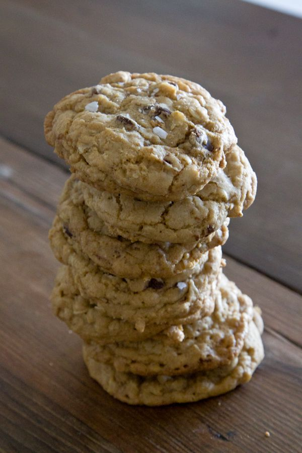 Salted Brown Butter Chocolate Chip Cookies | Recipe