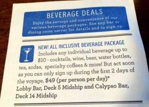 Is the All-Inclusive Beverage Package on Princess Cruises a Good Deal?