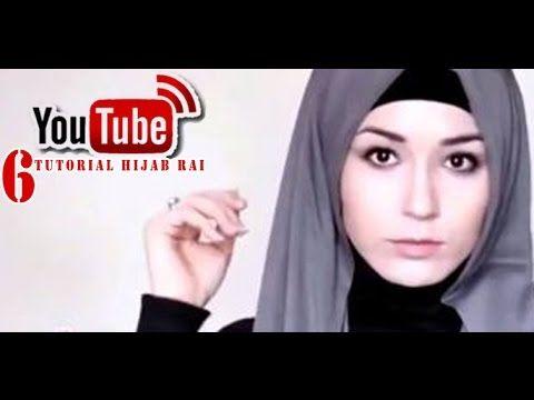 Tutorial Hijab Rai, 6 Hijab Terbaru masa kini