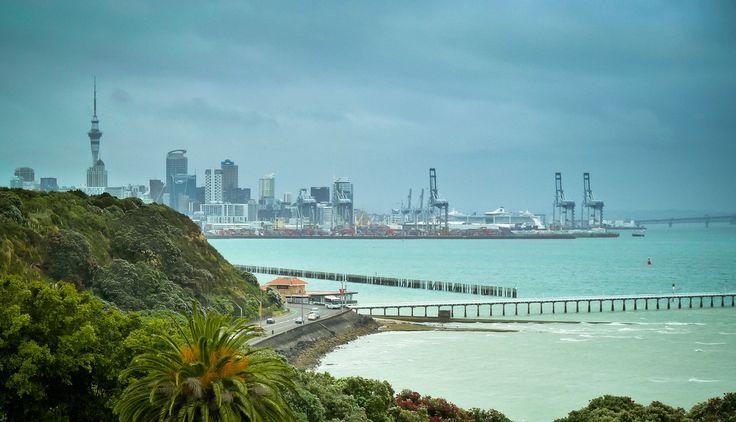 Mission Bay, Auckland, Nueva Zelanda