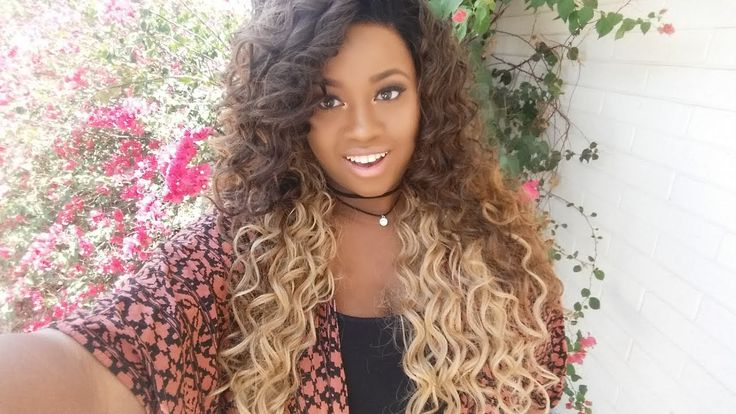 Friday Night Hair GLS25 Ombre Wig Review