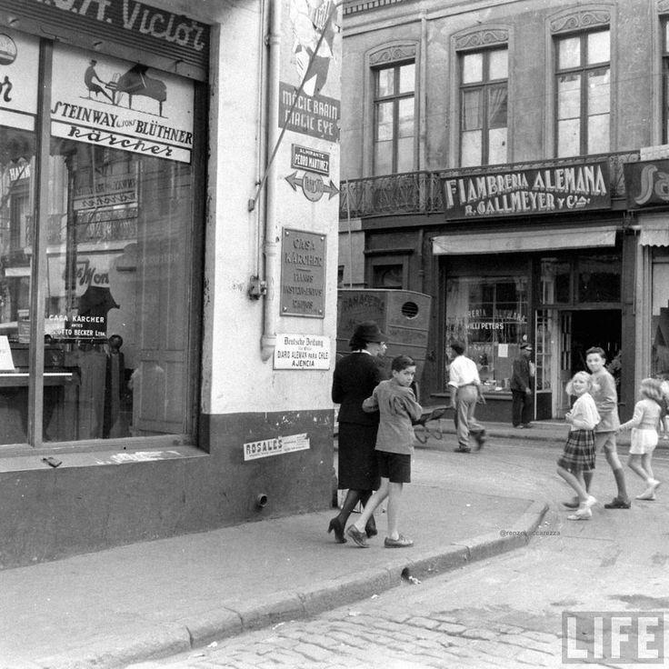 Calle Esmeralda - II Guerra Mundial
