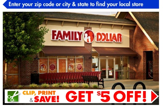 Dondoesdeals: FAMILY DOLLAR SALES THRU 6/6