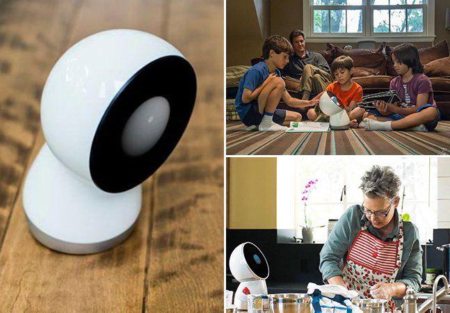 """O uso de robôs domésticos é corriqueiro na ficção, como já vimos no filme """"Eu, Robô"""" e no clássico desenho Os Jetsons. Mas o que parecia pertencer apenas ao mundo da imaginação se tornou realidade graças a um time de pesquisadores do MIT, nos EUA. Eles criaram o Jibo, um robô inteligente que funciona como um assistente, realizando tarefas que vão desde entregar mensagens e realizar videoconferências a contar histórias infantis e tirar fotos. Com 28 cm de altura e pesando 2,7 kg, o Jibo se…"""