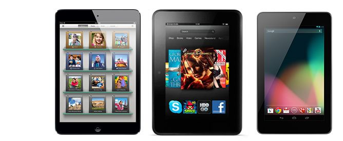 Apple iPad mini enters the compact tablet battleground, faces the Nexus 7 and Kindle Fire HD - GSMArena Blog