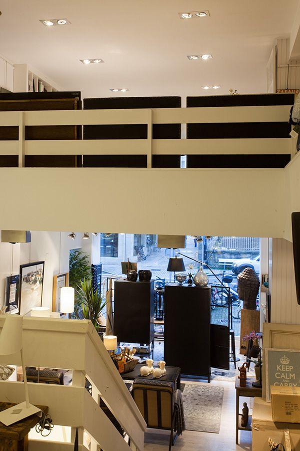 172 best taralux proyectos comercio images on pinterest - Inigo echave decoracion ...