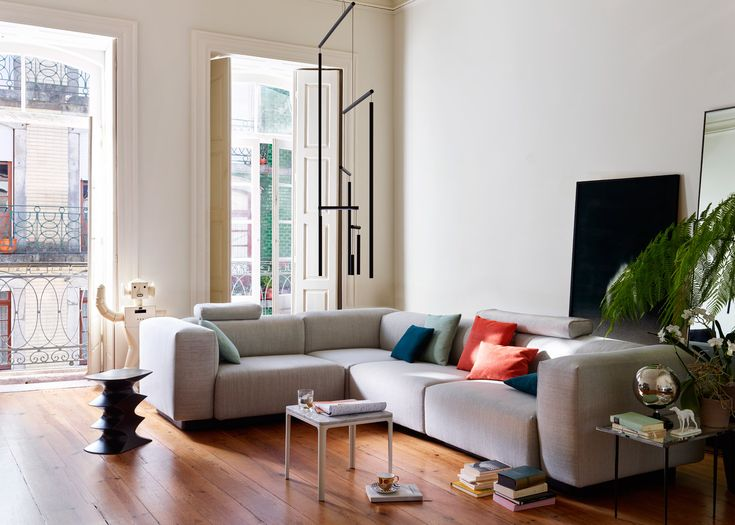 Sofa Beds Jasper Morrison presents super normal collection for Vitra