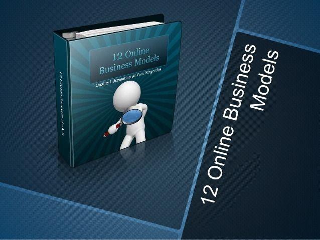 I'm selling 12  Online Business Models - $1.97 #onselz