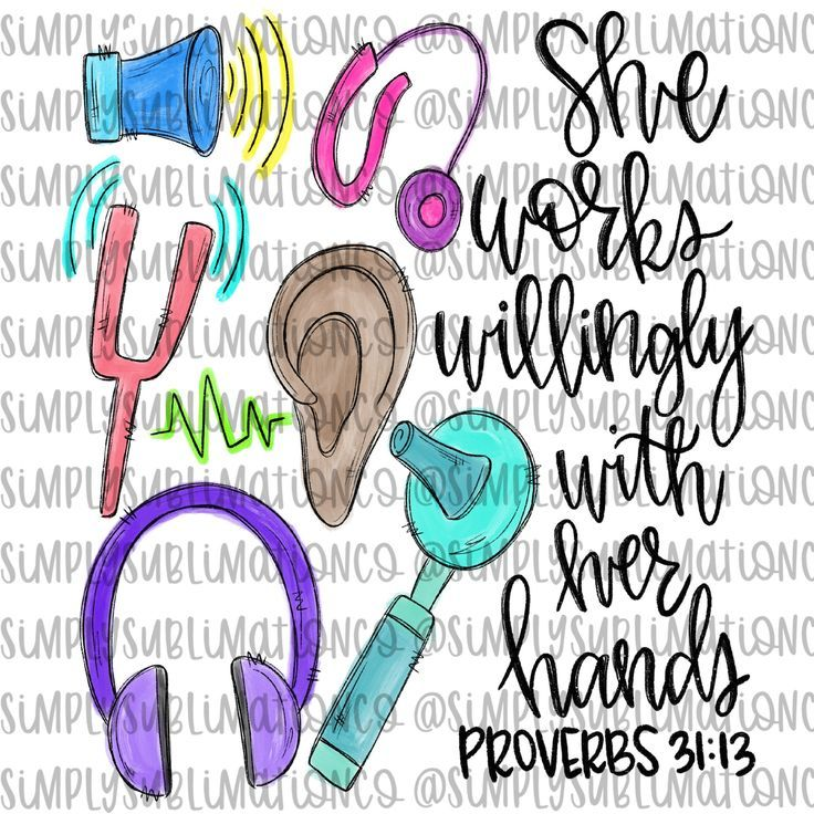 Heat Transfer Vinyl Full Color Ready to Press Proverbs She Works Willingly With Her Hands Sublimation Transfer Nurse HTV Occupation