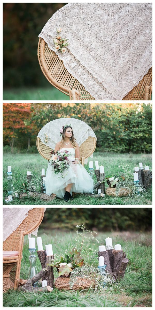 2b7cdbcd5 Outdoor Rustic Wedding Styled Shoot
