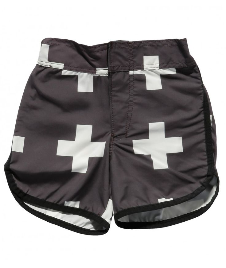 Nununu Shorts Surf Plus black