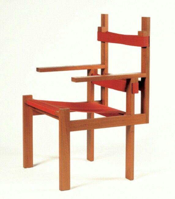 Walter Gropius, sedia in legno, weimar, inizio anni venti  Industrial design -> Munari Quartz