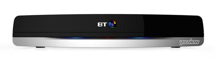 BT HUMAX YouView 500GB Freeview+ Digital TV Box HD Recorder DTR-T2100 Pause Rwd