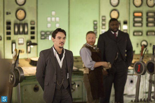 Photos - Dracula - Season 1 - Promotional Episode Photos - Episode 1.04 - From Darkness to Light - 34