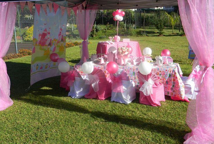 Princess tea-party by Co-Ords Kidz Party Boutique