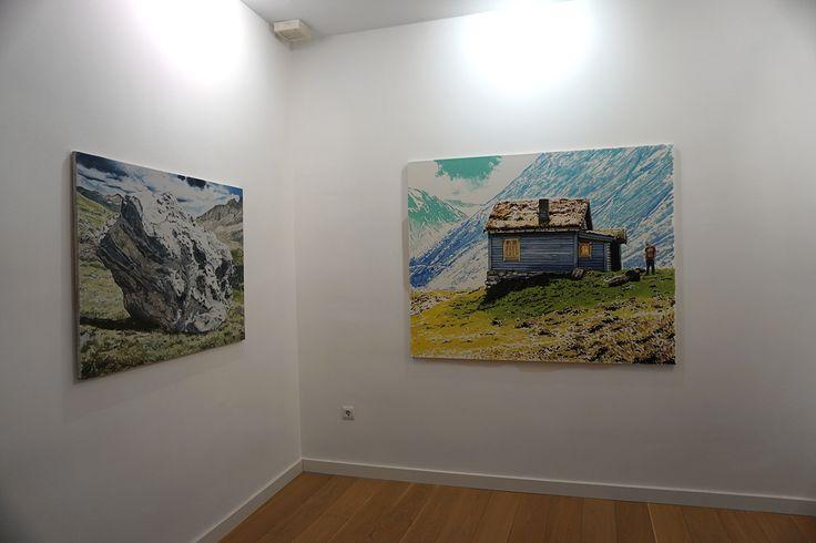 """Irene Sánchez Moreno. #Exposición """"La savia seca"""" Galería Cámara Oscura #CámaraOscura #Madrid #Arte #Artecontemporáneo #ContemporaryArt #Arterecord 2016 https://twitter.com/arterecord"""