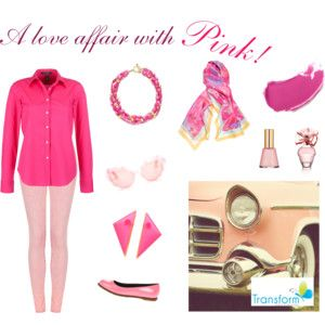 For the lover of pink