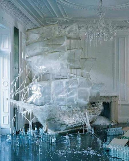 "The ""Flying Dutchman"" in NYC........... (photo tim walker)"
