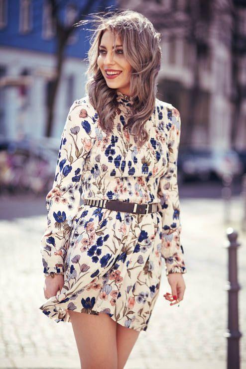 70's Inspiration Dress