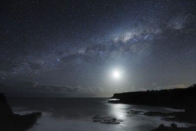 Milky Way Over Mornington Peninsula Photographic Print at AllPosters.com