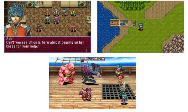 Alphadia Sale for Nintendo 3DS: Unleash the energi skills and engage in turn-based battles in an epic JRPG
