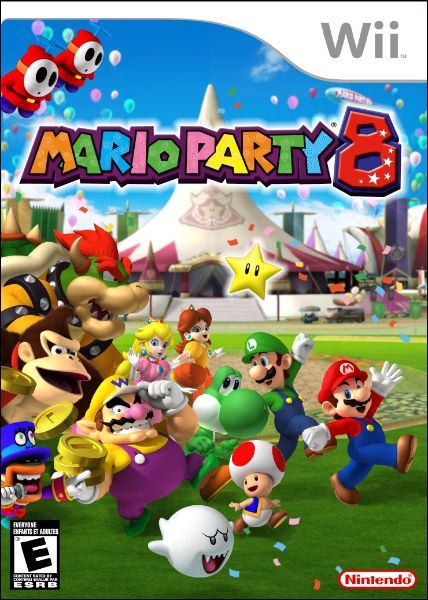 Soooo many Mario Party nights (with me winning most of them of course)