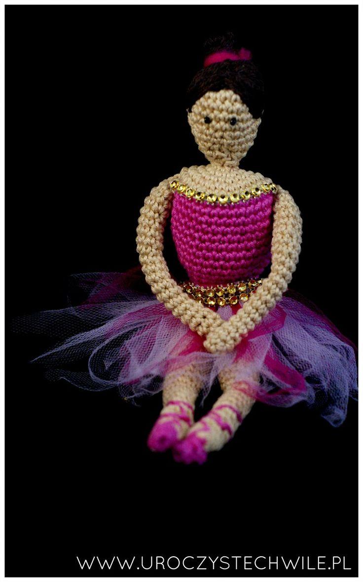 Crochet doll/ Lalka na szydełku