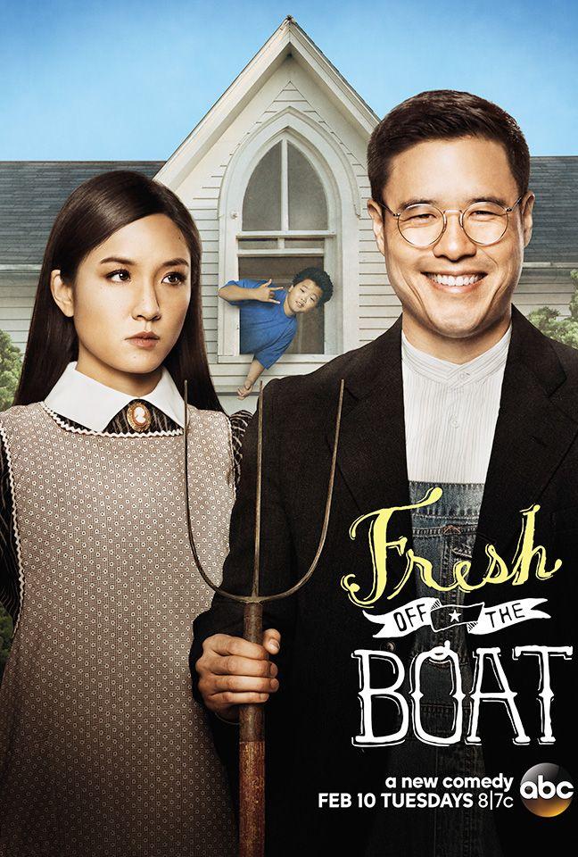 Fresh Off the Boat : Season 1 / HU DVD 13256
