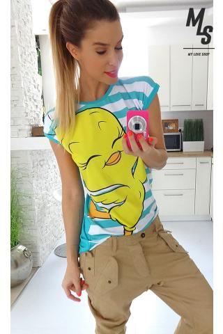 Sugarbird Tweety t-shirt