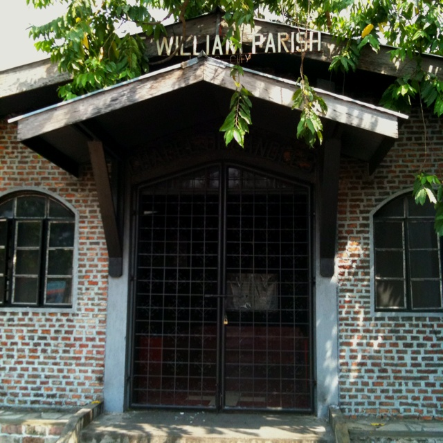 William Parish, Laoag City
