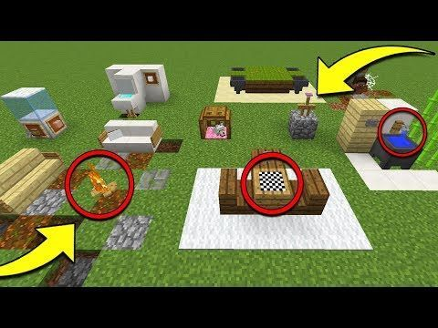 10 SECRET Things You Can Make in Minecraft 1.2 Better Together! (Pocket Edition, PS3/4, Xbox, PC) - YouTube #xboxtips