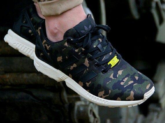 Adidas Flux Camouflage