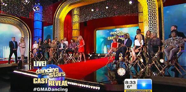 'DWTS' Cast Announced: Rumer Willis & More Set For Season20