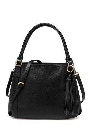 Maddison Leather Shoulder Handbag