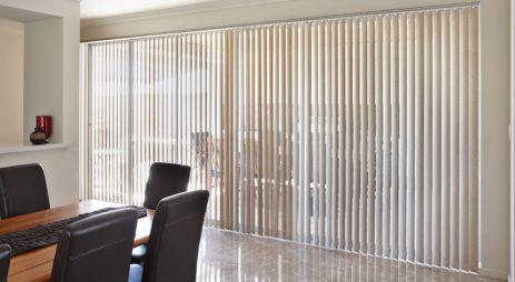 Jaluzele Verticale Textile - Usor de instalat si perfect pentru decor acasă