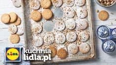 Greckie ciasteczka orzechowe. Kuchnia Lidla - Lidl Polska. #lidl #pawel #ciasteczka